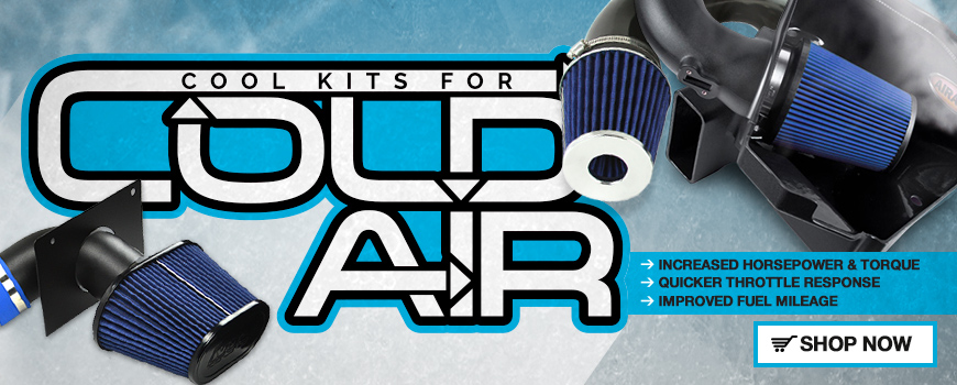 Cooler Kits for Cold Air