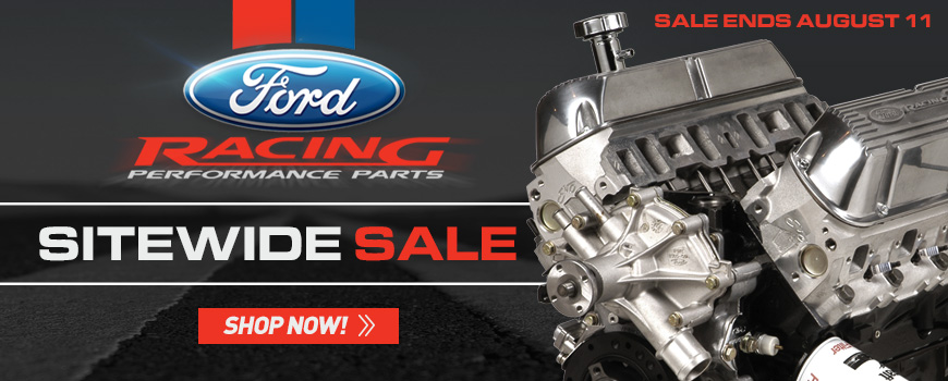 Ford Racing Sale