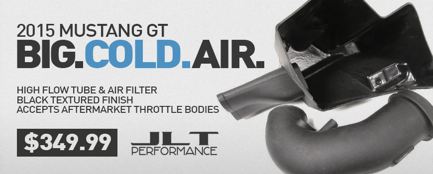 JLT Cold Air Kit