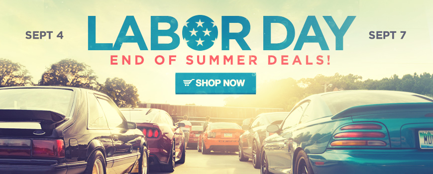 End of Summer Deals Labor Day Sale!