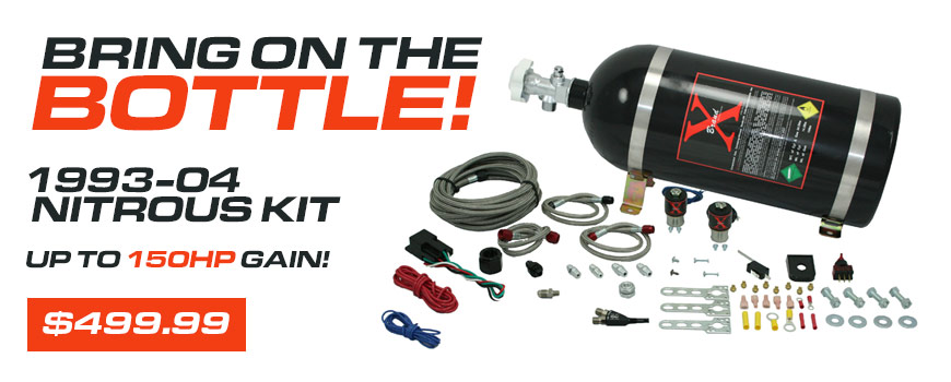 Lightning Nitrous Kit
