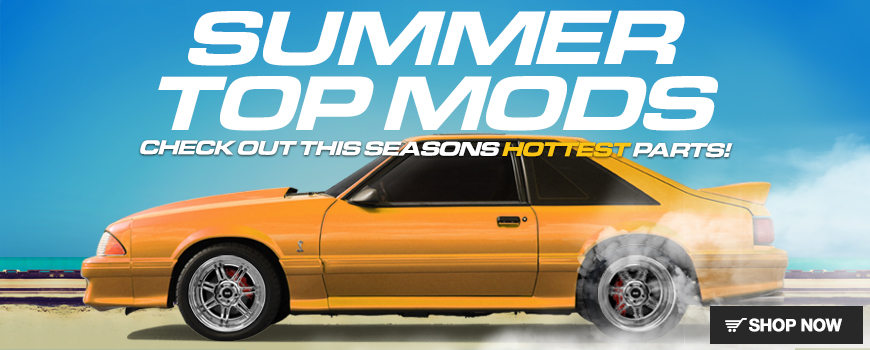 Summer Top Mods