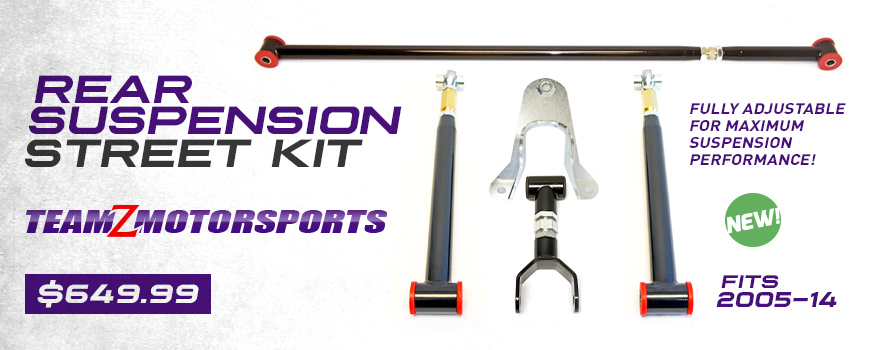 Team Z Suspension Kit